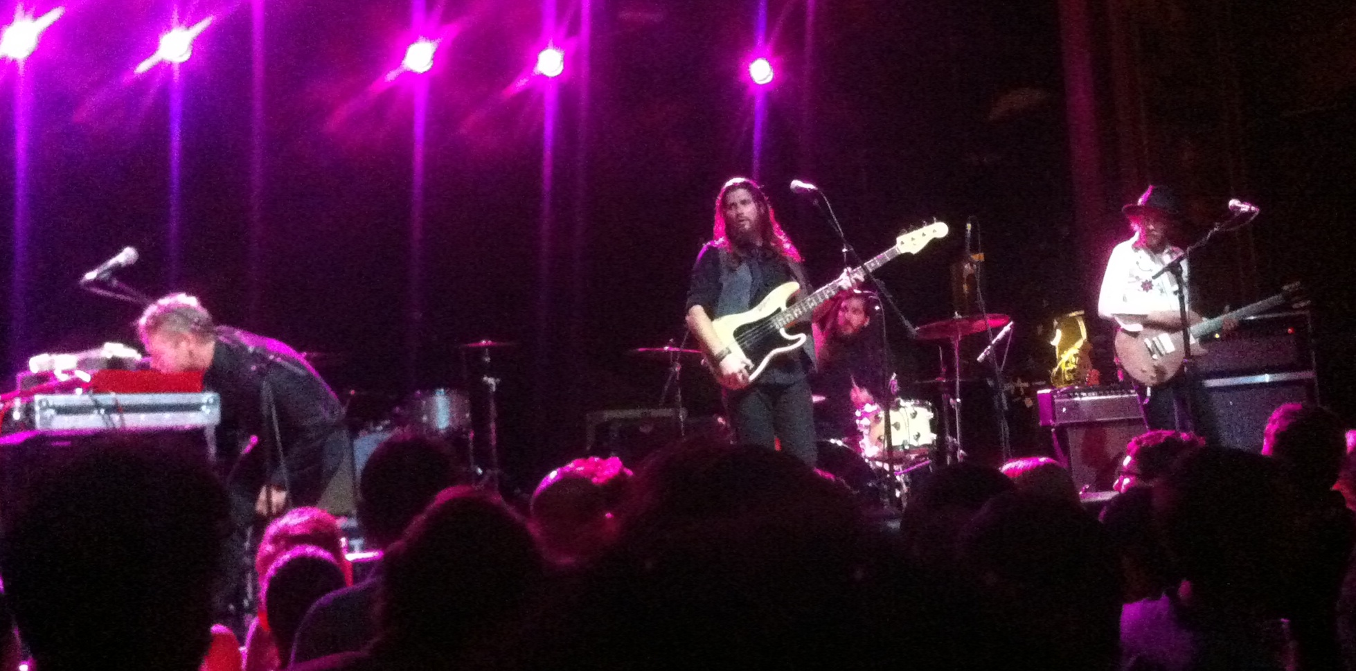 The Silent Comedy | Webster Hall | NYC | 6/12/13 | Review