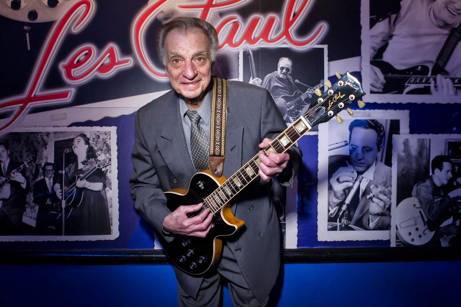 All in honor of Les Paul