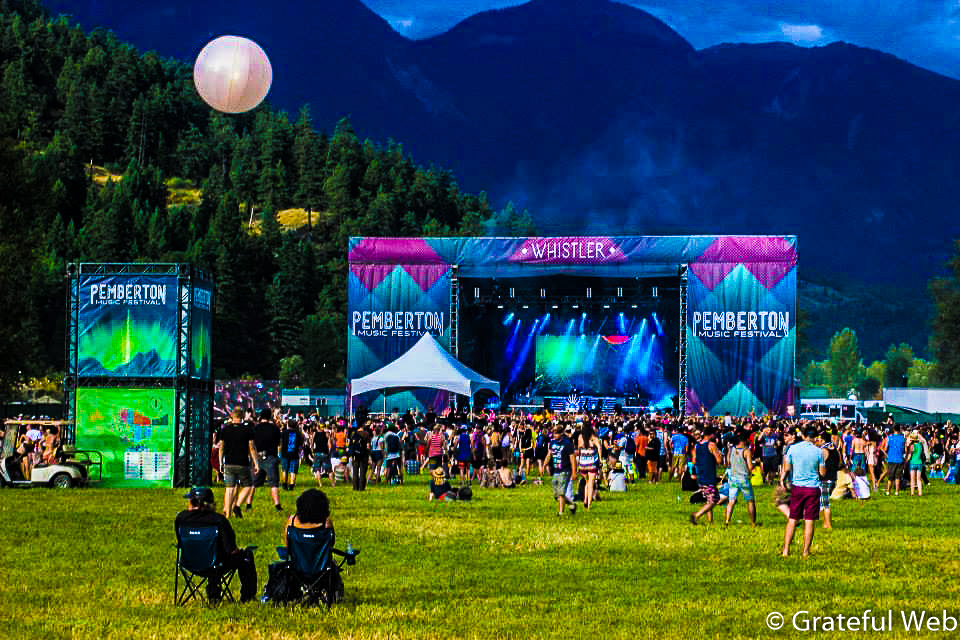 Pemberton Music Festival 2014 | Review and Photos