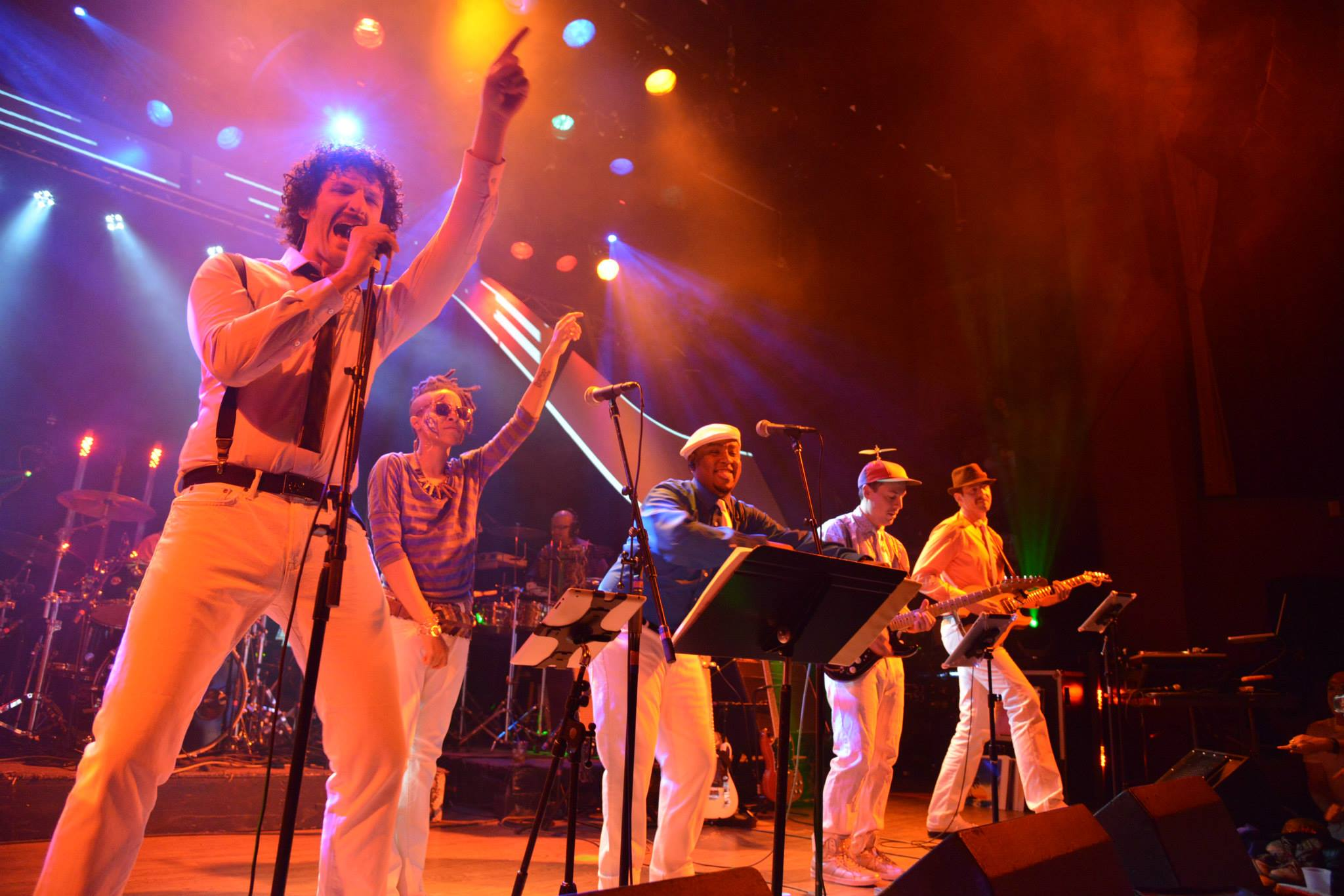 The Grateful Web Interview with The Motet - January 2014