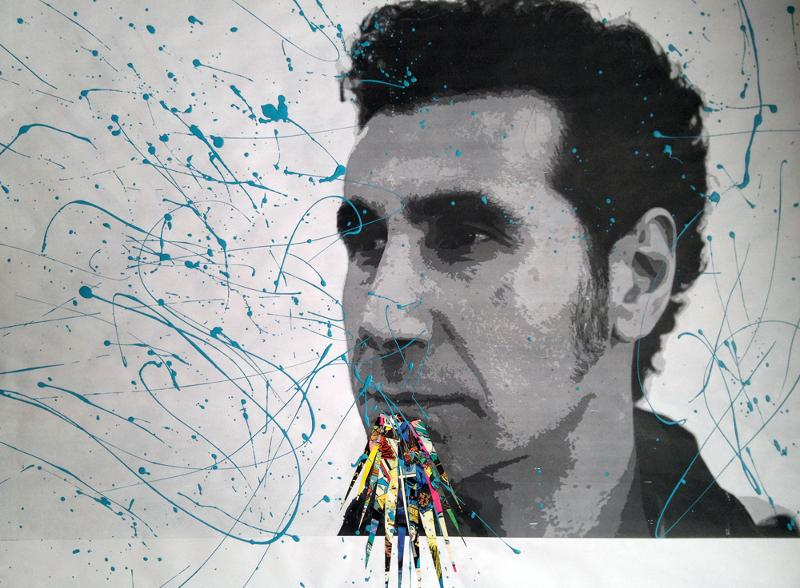 Serj Tankian To Release New Studio Album, Harakiri, July 10th