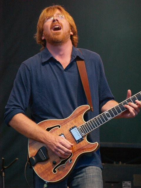 Two Nights of Phish at Bonnaroo 2009!