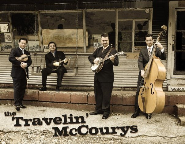 Travelin' McCourys announce midwest run of Bluegrass Ball shows