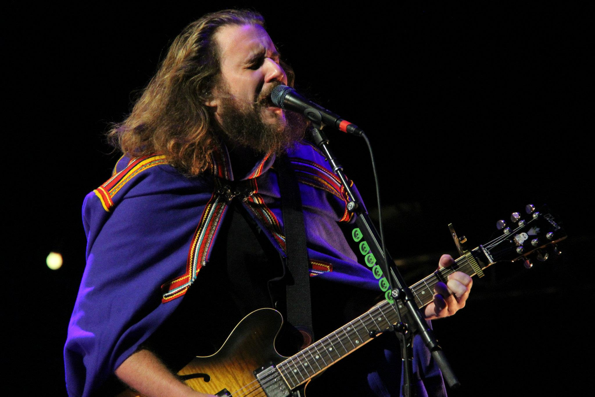 Jim James Releases Album Regions Of Light & Sound Of God Today