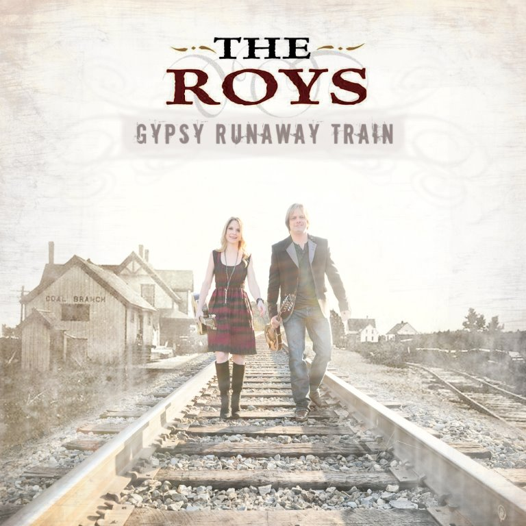 THE ROYS' GYPSY RUNAWAY TRAIN Takes #1 On Sirius XM Bluegrass Junction