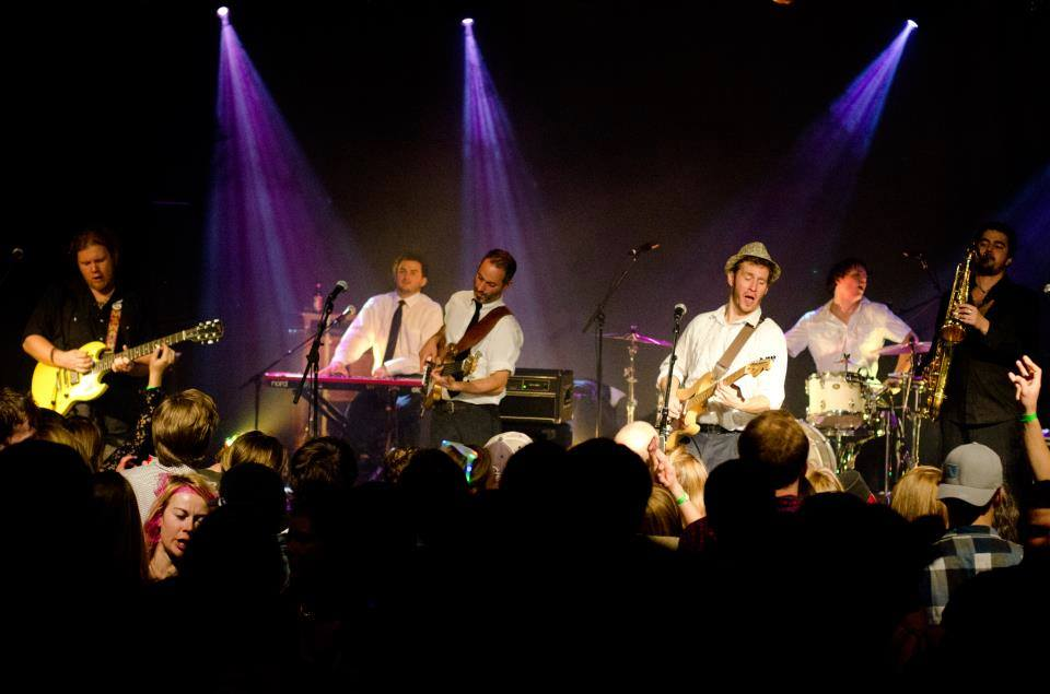 Denver's Fox Street Allstars Announce Fall 2013 Tour
