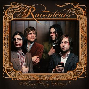 The Raconteurs | Broken Boy Soldiers | Review