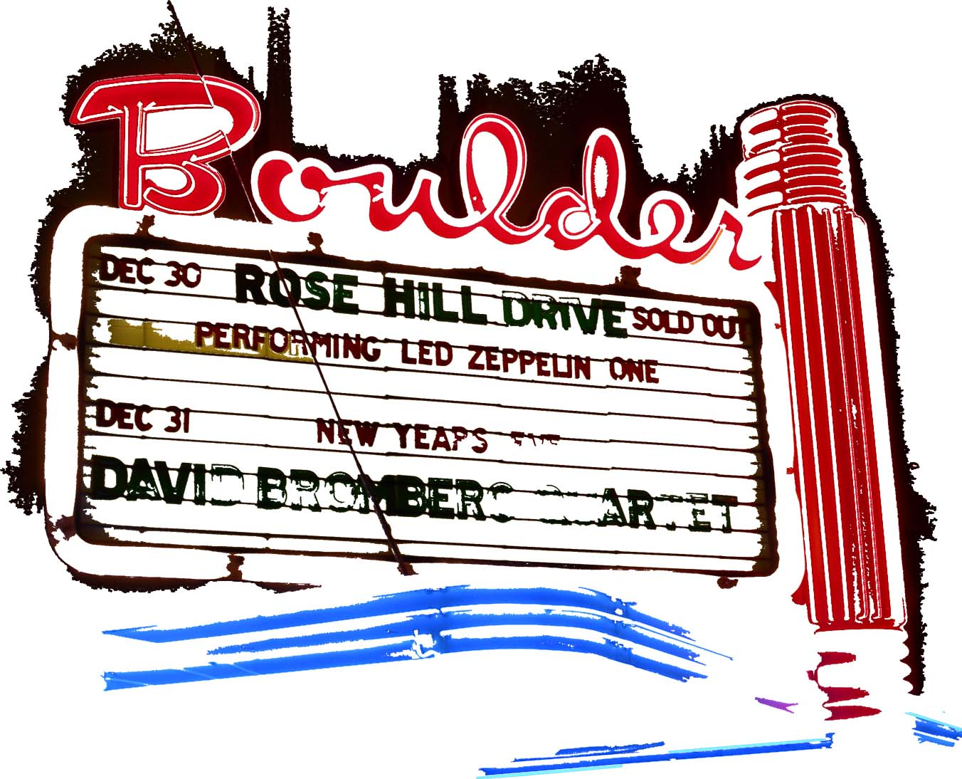 Good Times Bad Times: Rose Hill Drive Does Zeppelin I