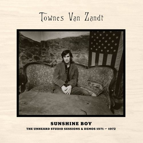 Omnivore Record Store Day titles include Townes Van Zandt