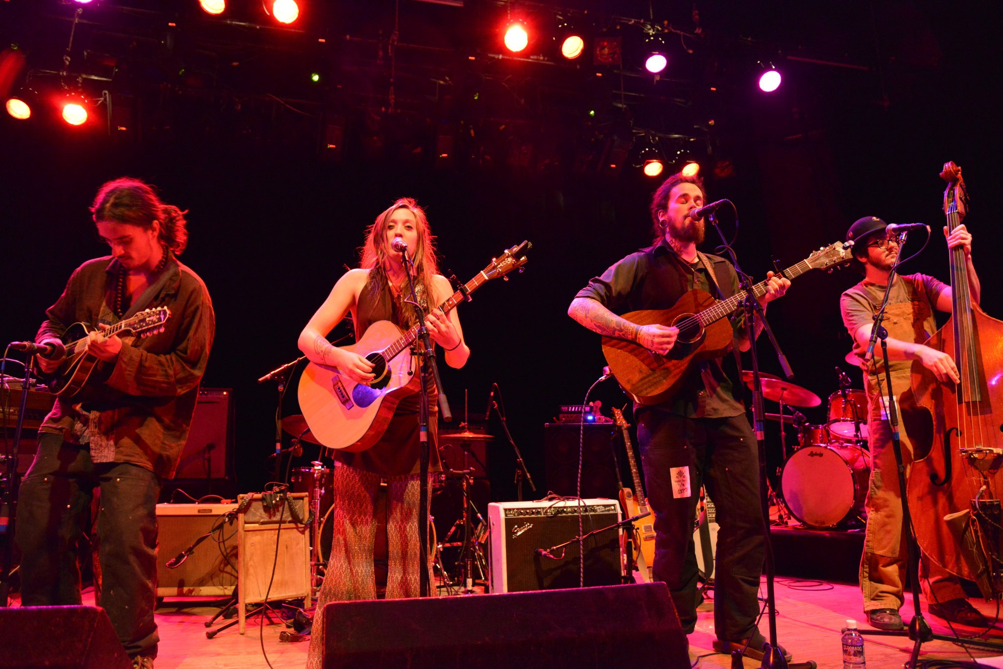 Gipsy Moon | Quixotes True Blue | Denver, CO | 4/27/13 | Review