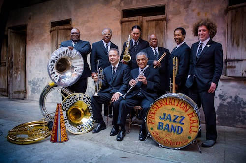 Preservation Hall Jazz Band to Perform at Jazz Fest