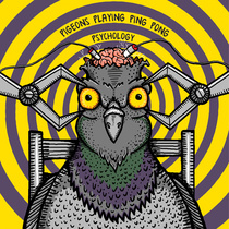 Pigeons Playing Ping Pong | Psychology | New Music Review