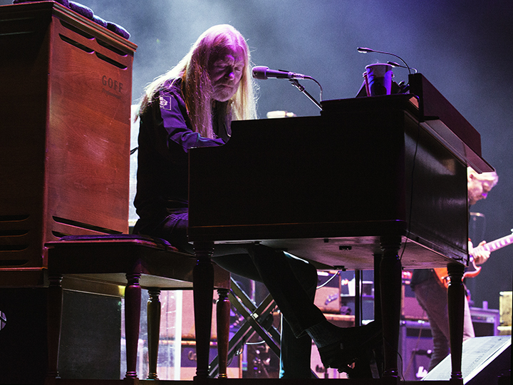 Six Random Observations About The Allman Brothers Show in MA