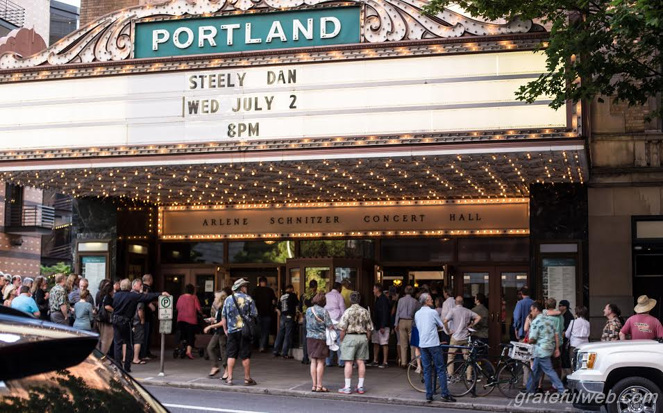 Steely Dan | Arlene Schnitzer Concert Hall | 7/2/2014 | Review