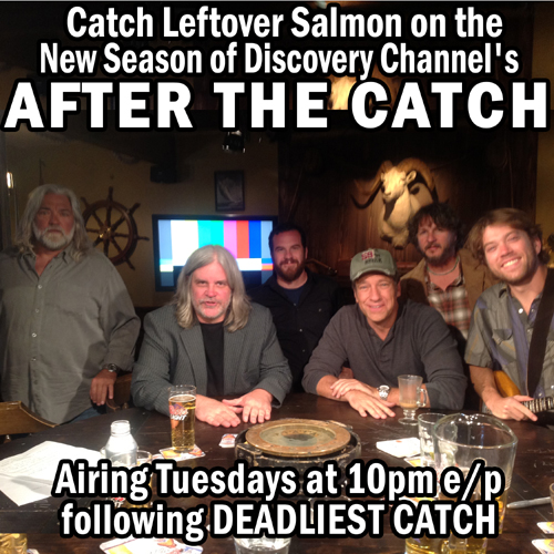 Leftover Salmon | Fall Tour Announced & 'After The Catch'