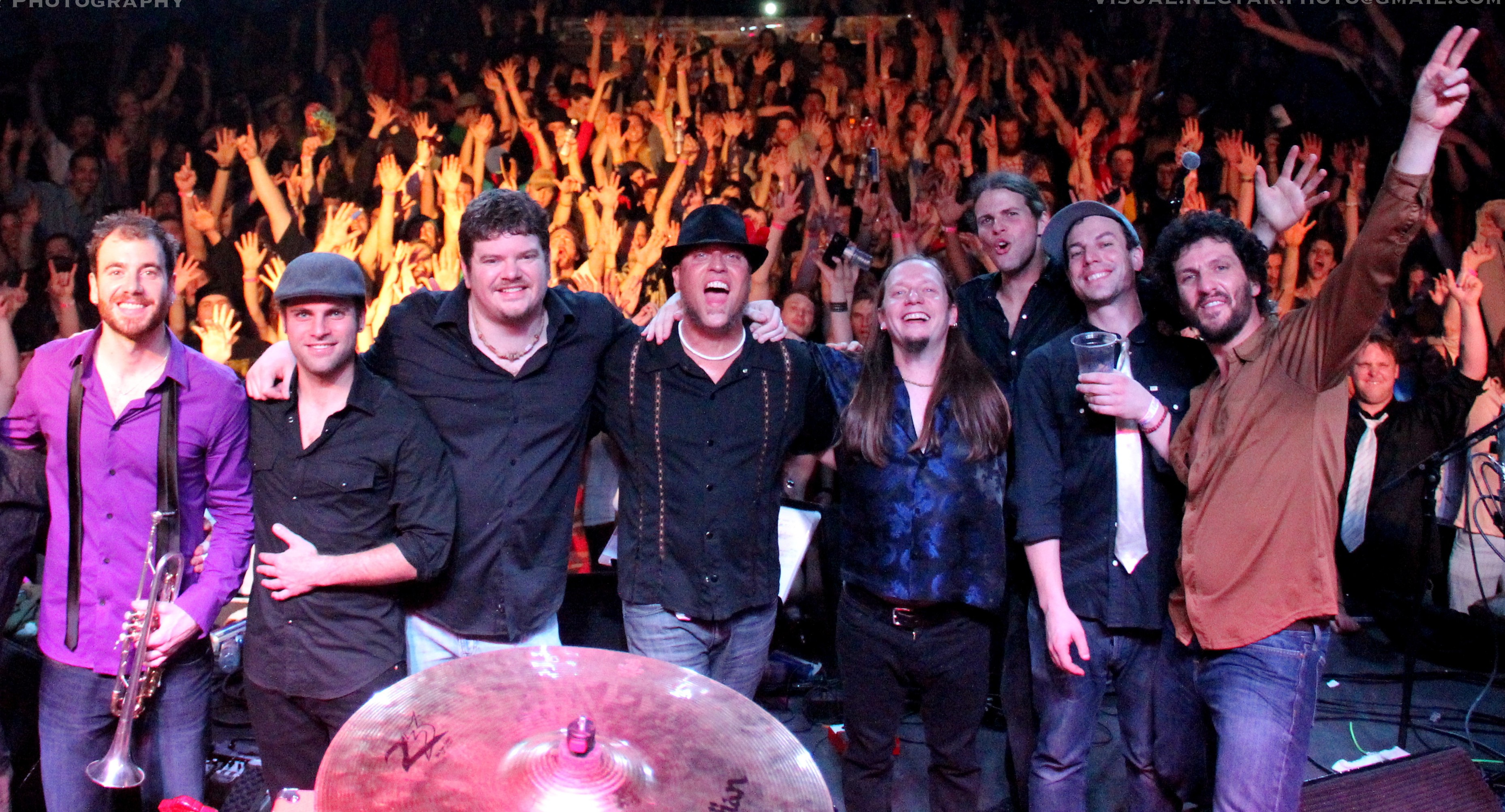 Grateful Web Interview with The Motet