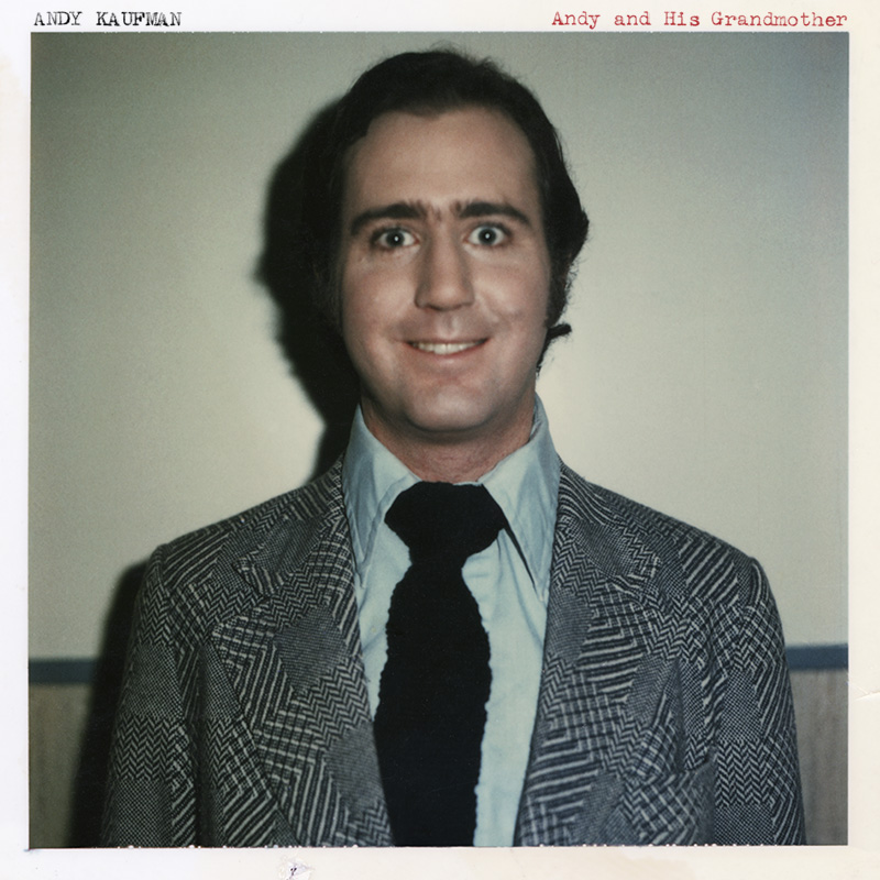 Drag City To Release Andy Kaufman Comedy Record