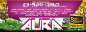 AURA Music & Arts Festival to hold first pre-party February 13