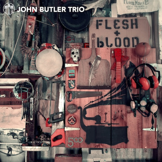 John Butler Trio New CD & Tour Launch in February