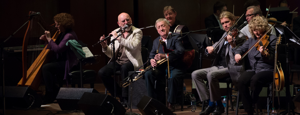 The Chieftains present The Celtic Sessions, with Ry Cooder