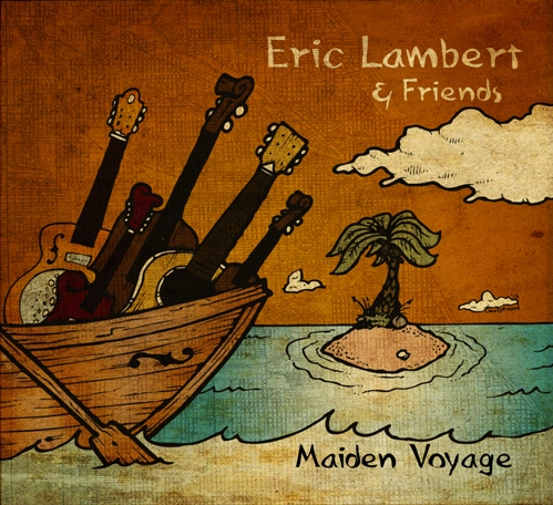 "Eric Lambert's ""Maiden Voyage"" Sets Sale Oct. 26"