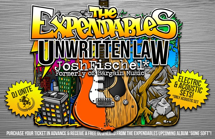 The Expendables Release First Acoustic Album & Announce Tour