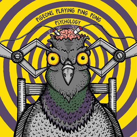 "Pigeons Playing Ping Pong Releases ""F.U."" Off New Album"