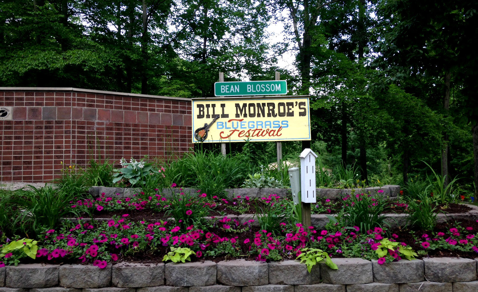 48th Annual Bill Monroe Memorial Bean Blossom Bluegrass Festival