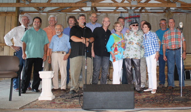 Bluegrass Legend Jesse McReynolds Celebrates His 85th Birthday