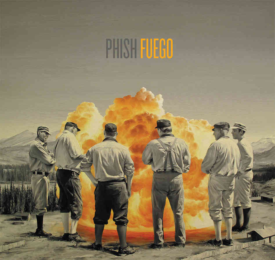Phish | Fuego | New Music Review