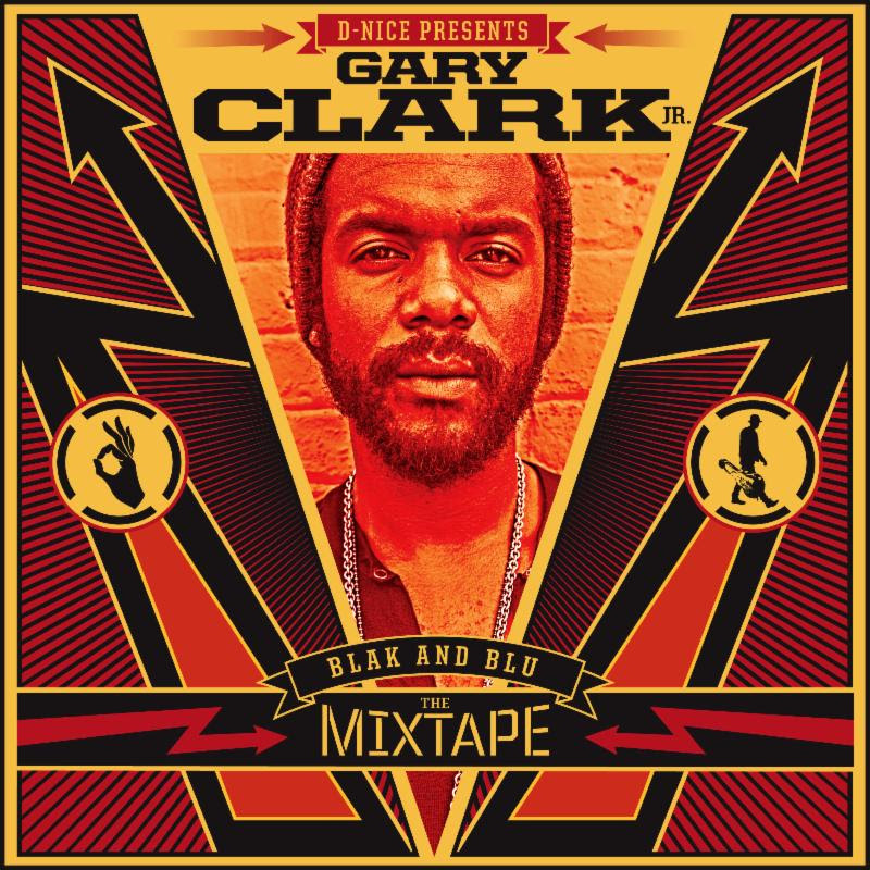 "Gary Clark Jr. preps ""Black and Blu: The Mixtape"""
