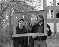 John Mayock & the Homesteaders Release Self-titled EP