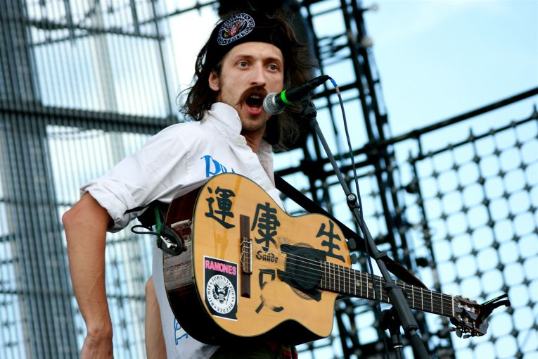 Gogol Bordello Gears Up For Bonnaroo