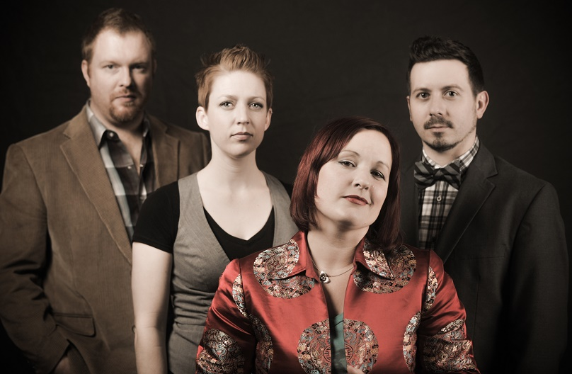 Green Corn Revival Releases New CD: Bound for Glory