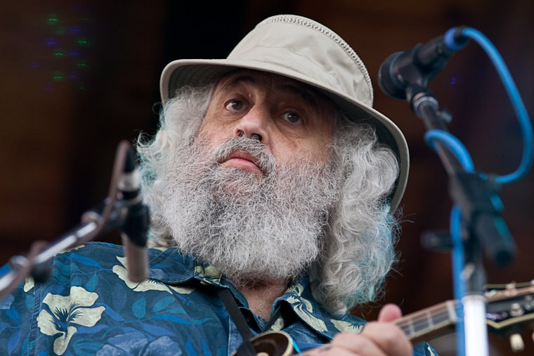 David Grisman with the Shook Twins opening on New Years Eve