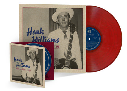 Previously Unreleased Music from Hank Williams