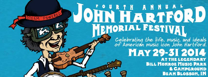 John Hartford Memorial Festival Releases Daily Schedule