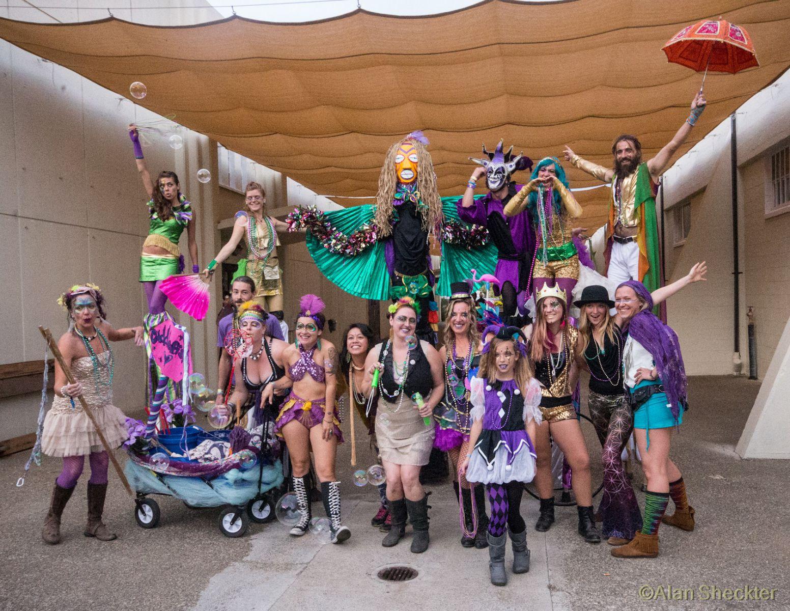 Hangtown Halloween Ball 2015 | Review | Grateful Web