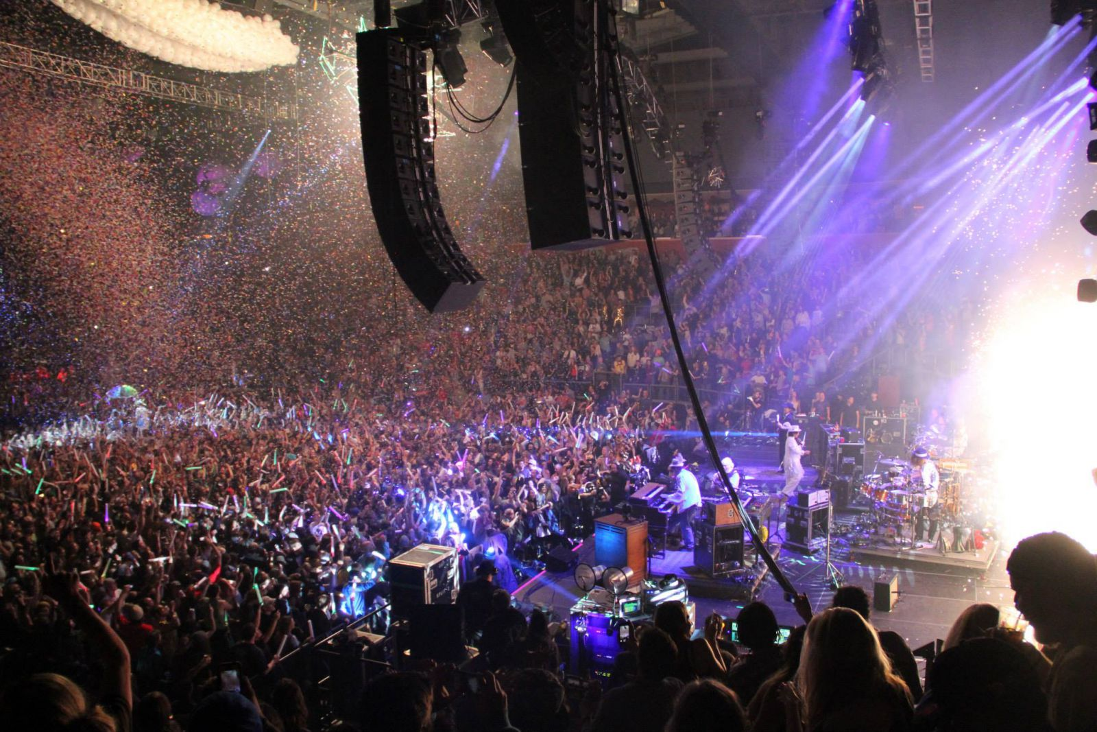 The String Cheese Incident Announce 3 Night New Year's Eve ...