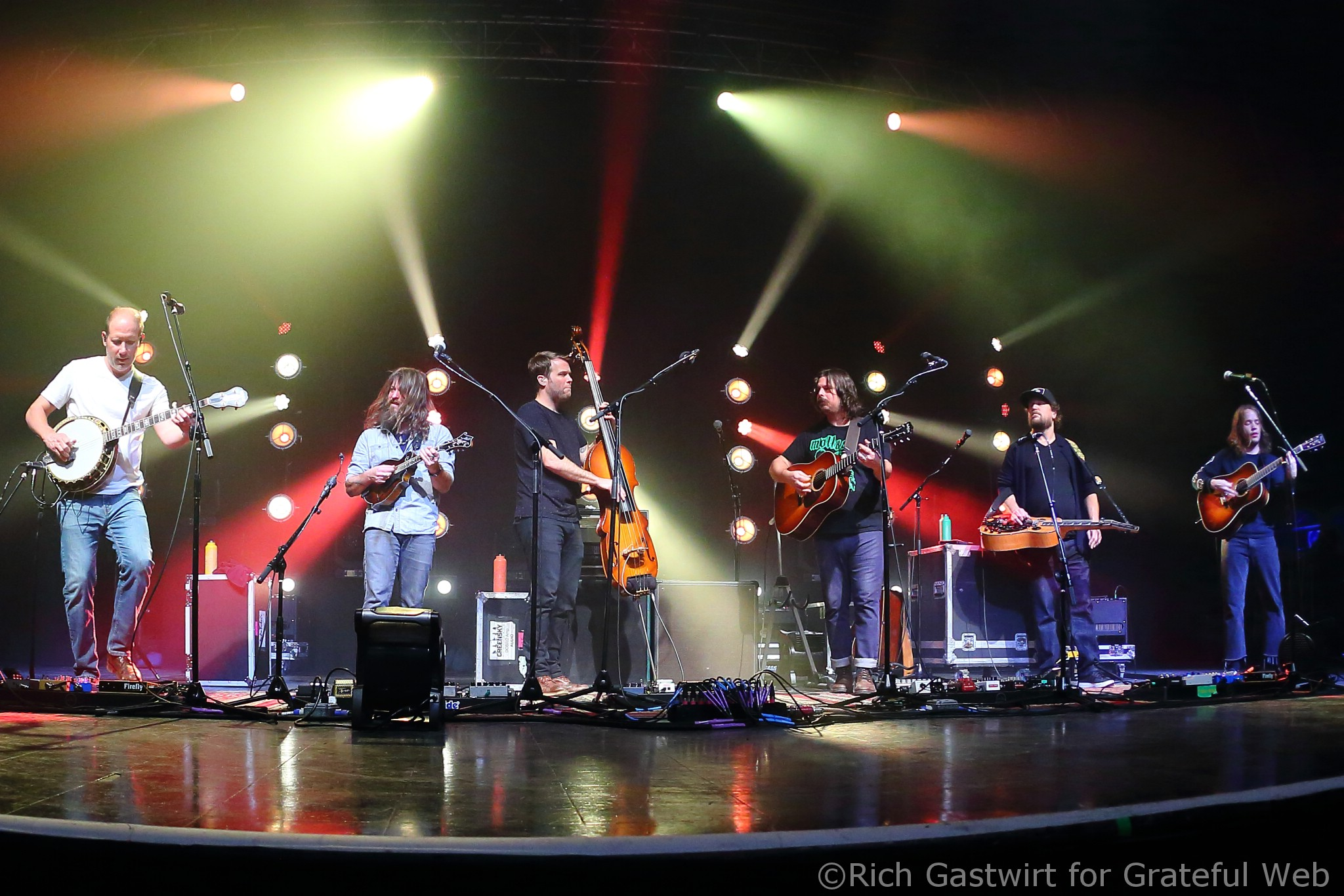 Greensky Bluegrass with Billy Strings | House of Blues - Boston | 1/30/19