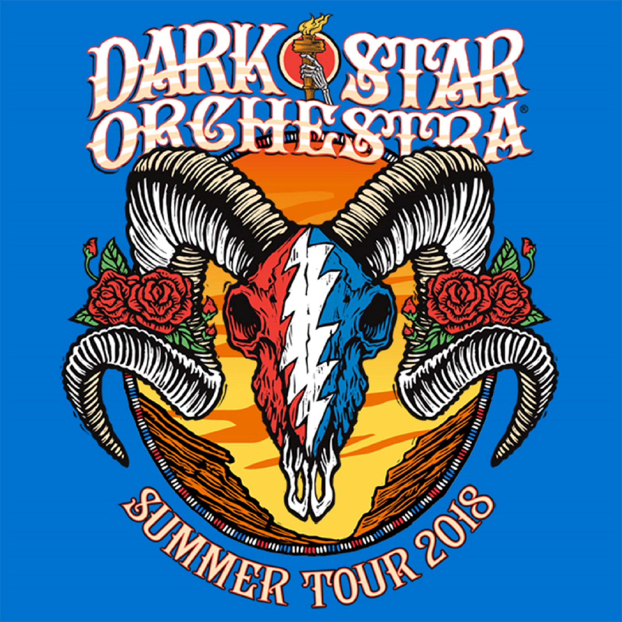 Dark Star Orchestra Announces Summer Tour 2018