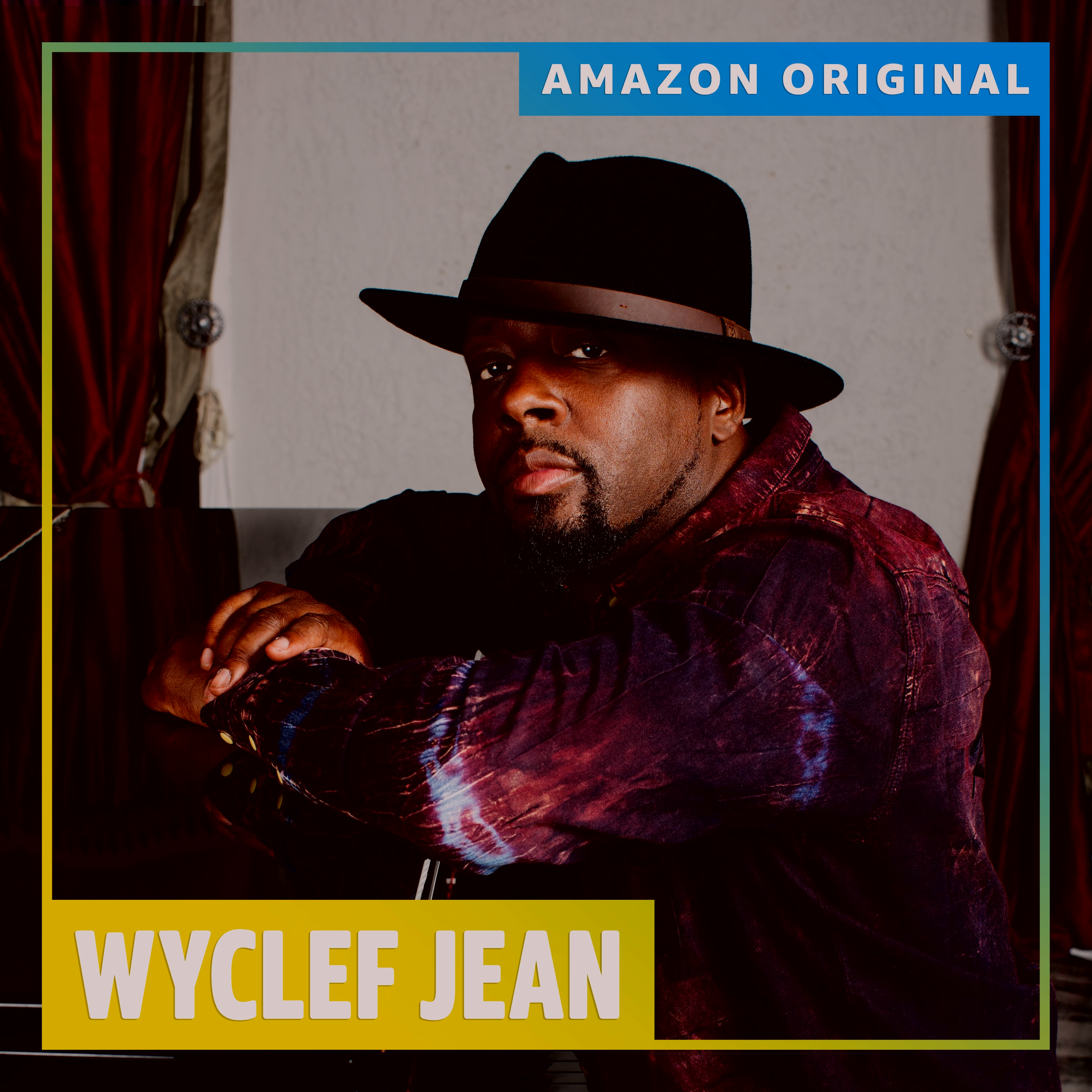 "Wyclef Jean releases Amazon Original cover of Bob Marley's ""Is This Love"""