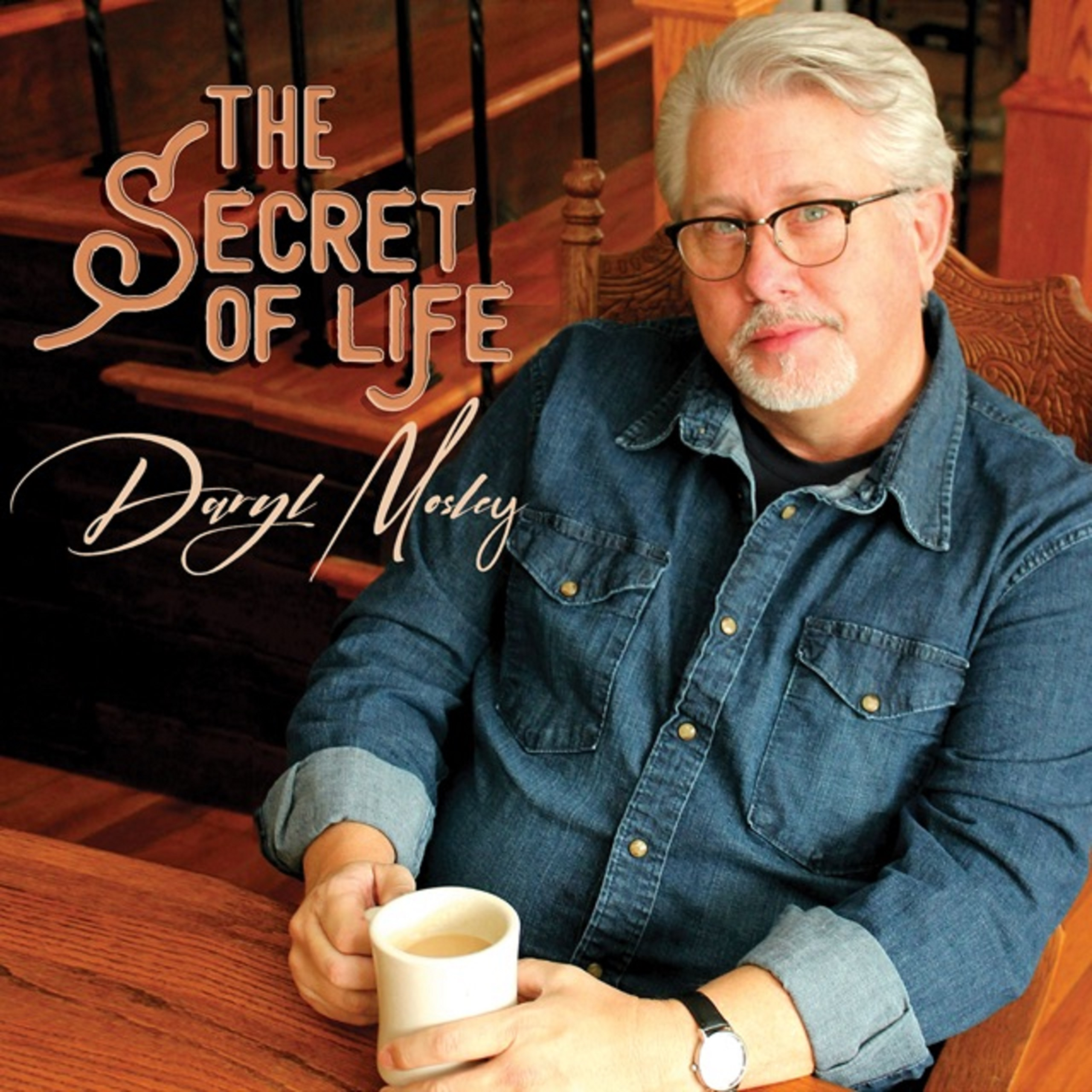 Daryl Mosley Reveals 'The Secret Of Life' With Debut Solo Album