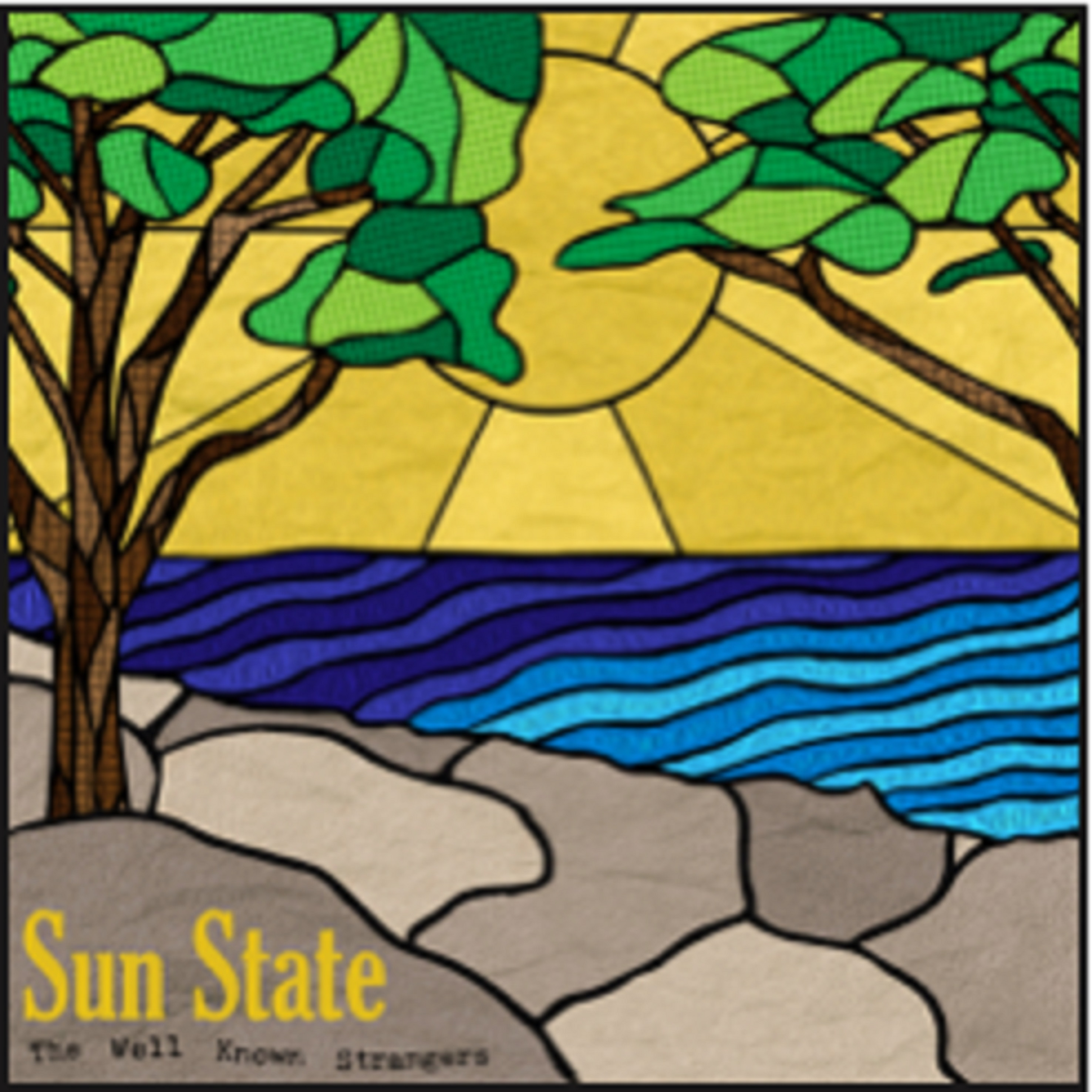 "The Well Known Strangers release single ""Sun State"""