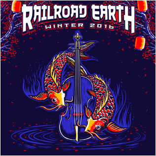 Railroad Earth Announce 2016 Winter Tour Dates