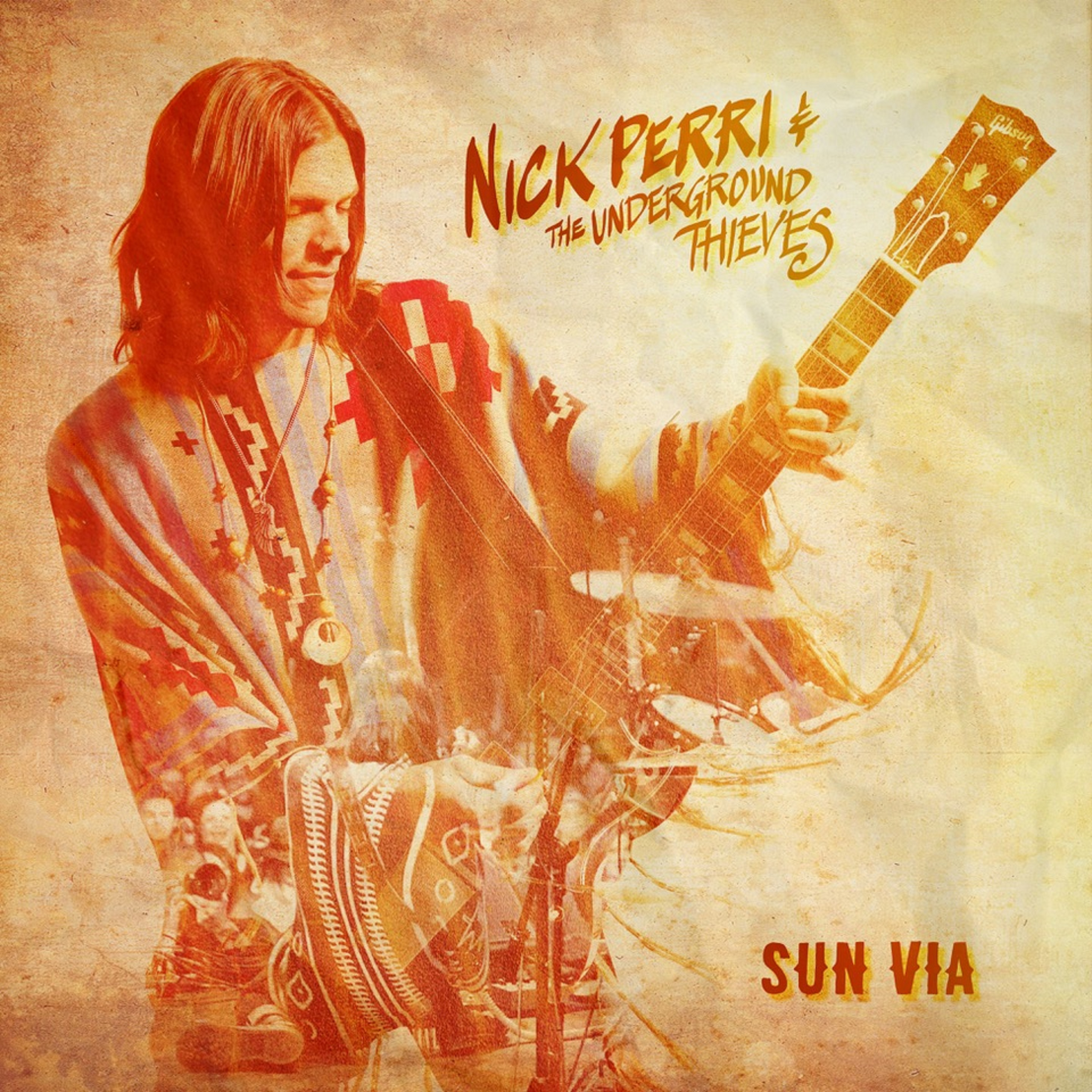 NICK PERRI & THE UNDERGROUND THIEVES ANNOUNCE DEBUT LP