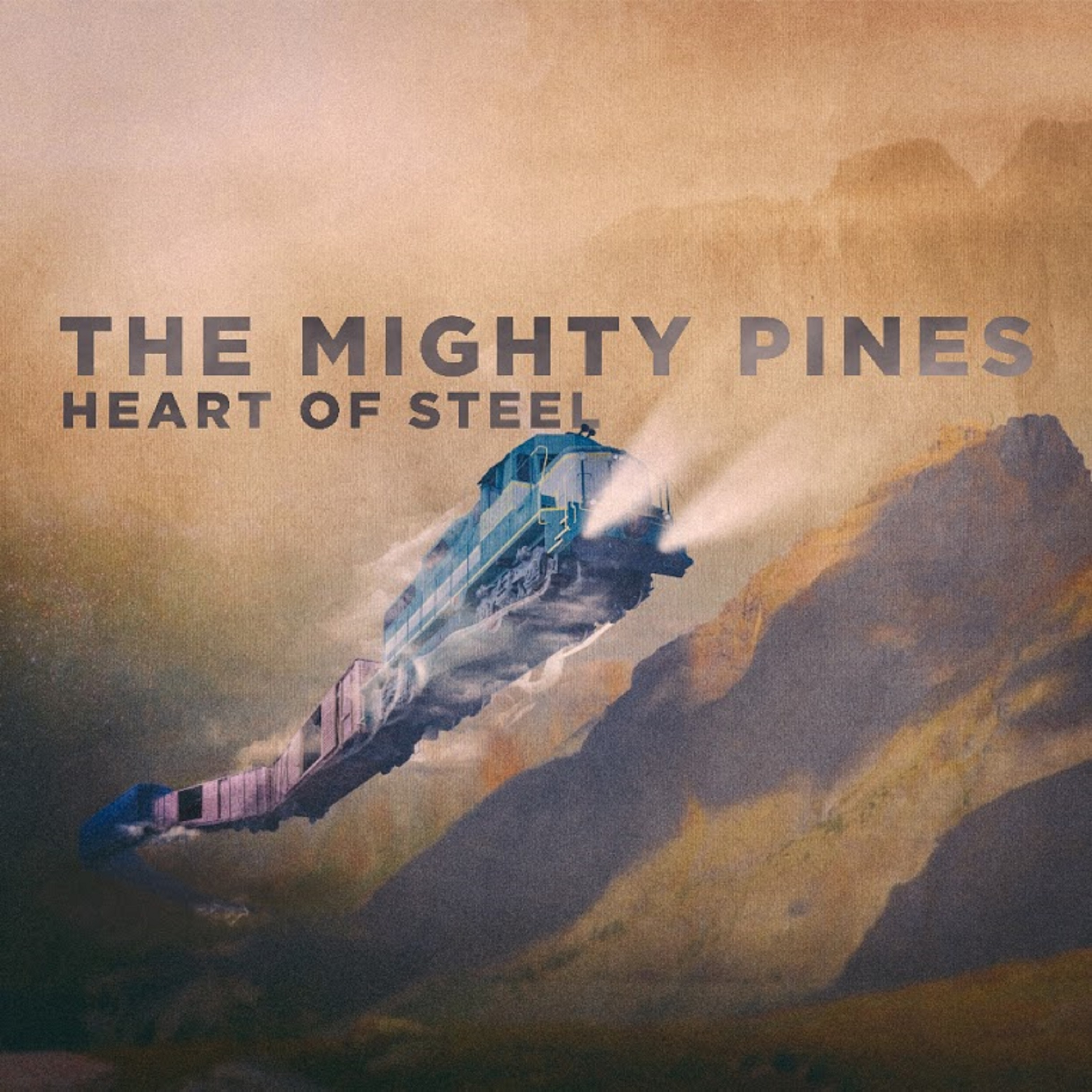 "The Mighty Pines to Release Latest Single ""Heart of Steel"" on September 21"