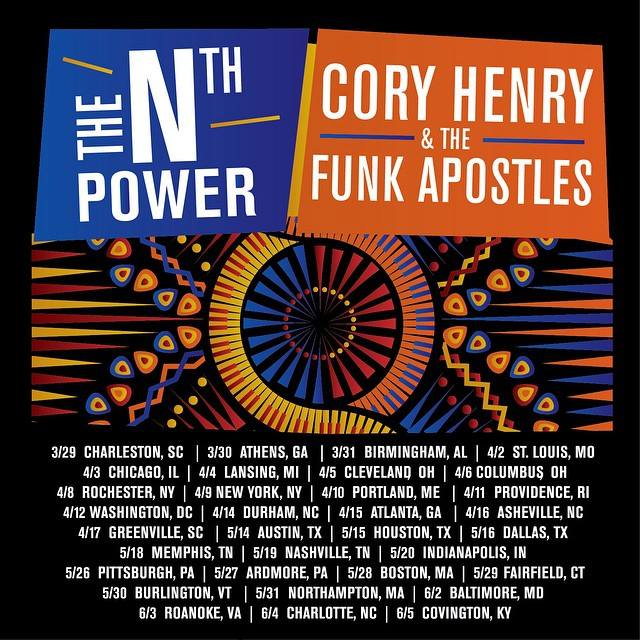 Nth Power Announces Expanded Spring Tour