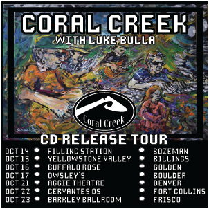 Coral Creek Announce New Album & Tour