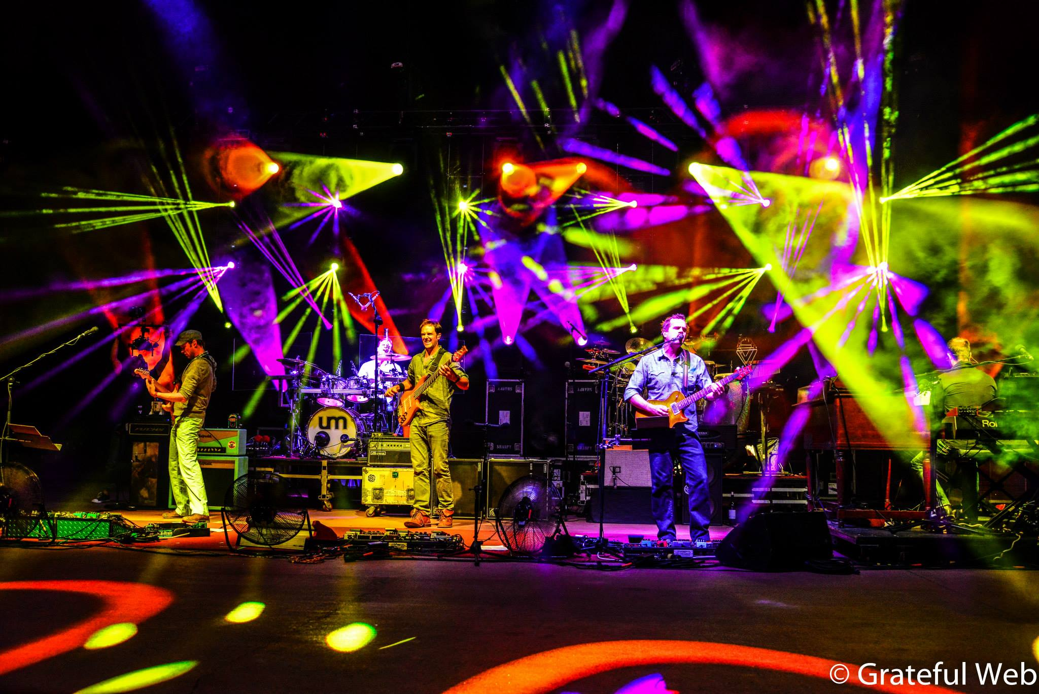 Umphrey's McGee | Red Rocks | 7/5/2014 | Review & Photos